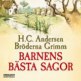 Cover for Barnens bästa sagor / Bröderna Grimm och H C Andersen