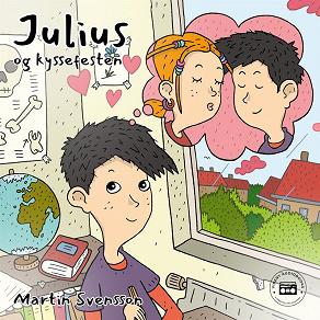 Cover for Julius og kyssefesten