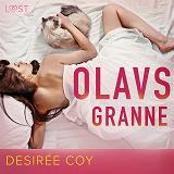Cover for Olavs granne - erotisk novell