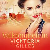 Cover for Välkommen in - historisk erotisk novell