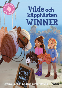 Cover for Vilde och käpphästen Winner