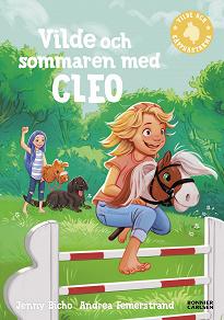 Cover for Vilde och sommaren med Cleo