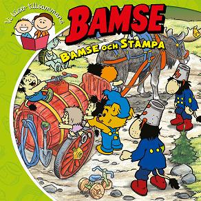 Cover for Bamse och Stampa