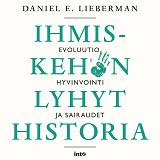 Cover for Ihmiskehon lyhyt historia