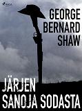 Cover for Järjen sanoja sodasta