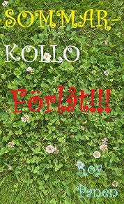 Cover for SOMMARKOLLO Förlåt!!!