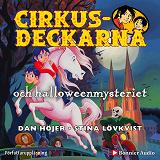 Cover for Cirkusdeckarna och halloweenmysteriet : -