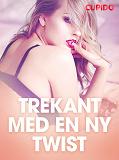 Cover for Trekant med en ny twist - erotiska noveller