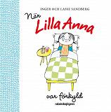 Cover for När Lilla Anna var förkyld