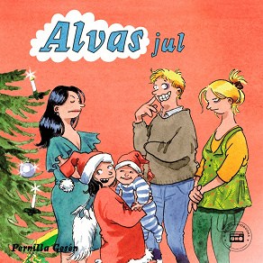 Cover for Alva 9 - Alvas jul