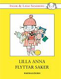 Cover for Lilla Anna flyttar saker