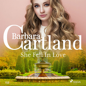 Cover for She Fell In Love (Barbara Cartland's Pink Collection 153)