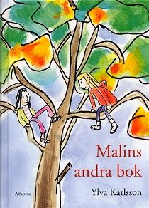 Cover for Malins andra bok