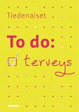 Cover for To do: terveys