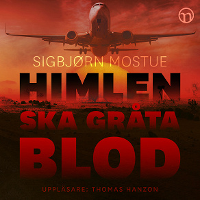 Cover for Himlen ska gråta blod