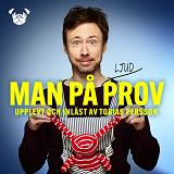 Cover for Man på prov – om barnlängtan och IVF ur en pappas perspektiv