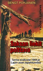 Cover for Saksan liekit polttava