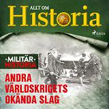 Cover for Andra världskrigets okända slag