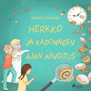 Cover for Herkko ja kadonneen ajan arvoitus