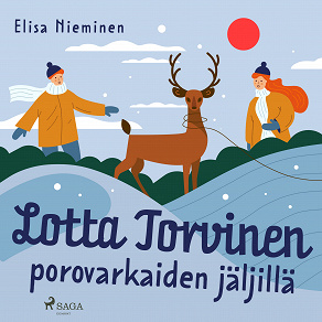 Cover for Lotta Torvinen porovarkaiden jäljillä
