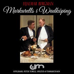 Cover for Markurells i Wadköping