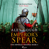 Cover for Emperor's Spear
