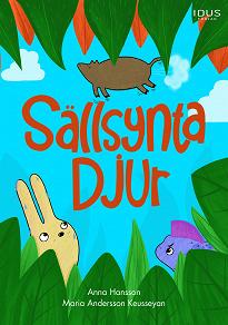 Cover for Sällsynta djur
