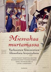 Cover for Miesvaltaa murtamassa