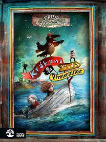Cover for Kråkans vilda piratsommar