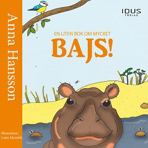 Cover for En liten bok om mycket bajs