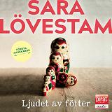 Cover for Ljudet av fötter - Första Monikabok