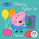 Cover for Georg fyller år: Läs & lyssna