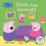 Cover for Greta har barnvakt: Läs & lyssna