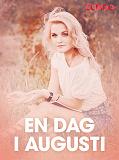 Cover for En dag i augusti – erotisk novell