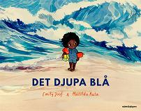 Cover for Det djupa blå