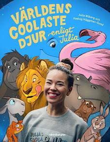 Cover for Världens coolaste djur enligt Julia