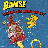 Cover for Skalmans rymdraket