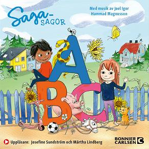 Cover for Sagasagor ABC
