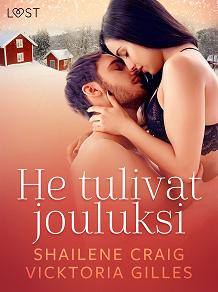 Cover for He tulivat jouluksi - Eroottinen joulukertomus