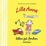 Cover for Lilla Anna tittar på fordon