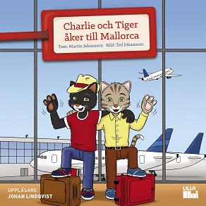Cover for Charlie och Tiger åker till Mallorca