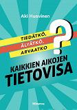 Cover for Tiedätkö, älyätkö, arvaatko