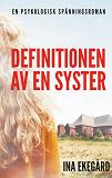 Cover for Definitionen av en syster