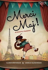 Cover for Merci Maj! På äventyr i Frankrike
