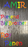 Cover for AMIR Pretend Big Brother
