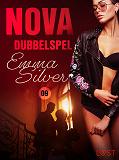 Cover for Nova 9: Dubbelspel - erotic noir