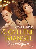 Cover for Queerlequin: En gyllene triangel