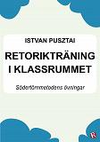 Cover for Retorikträning i klassrummet