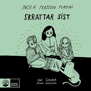 Cover for Skrattar sist