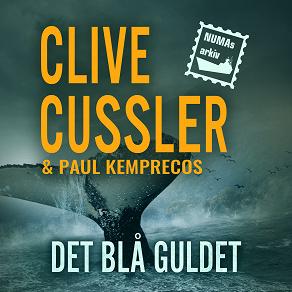 Cover for Det blå guldet